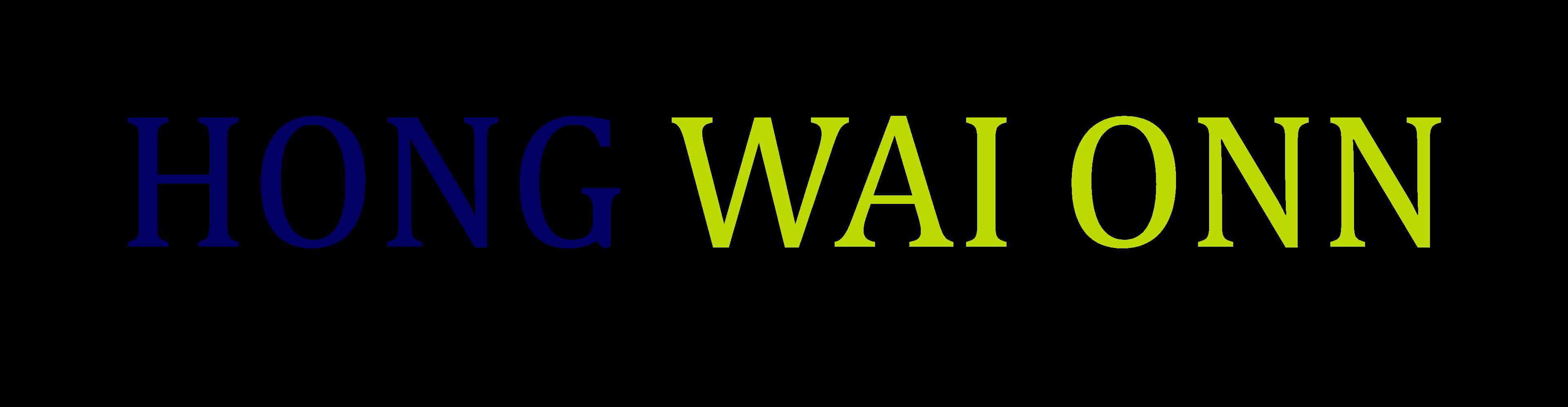 Hong Wai Onn | Chemical Engineer